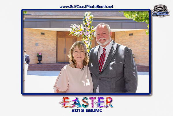 GBUMC Easter April 1, 2018