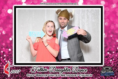 GBUMC Father Daughter Dance 2017