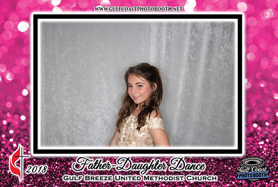 GBUMC Father Daughter Dance 2018