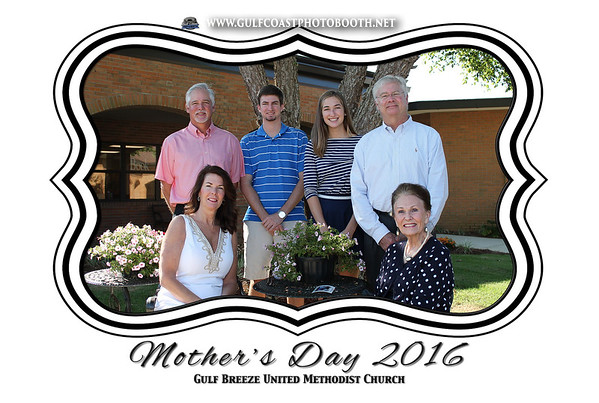 GBUMC Mother's Day 2016 Photo Booth