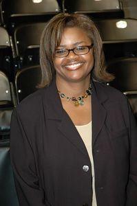 Cox Communication excutive Kimberly Edmonds.