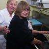 Linda Booth and Barb Miszczak.