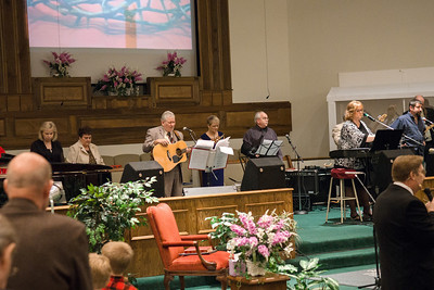 Easter Service 01