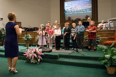 Easter Service 13