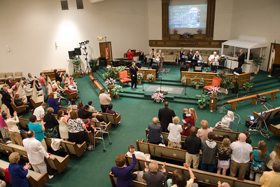 Easter Service 07