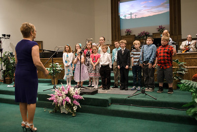 Easter Service 08
