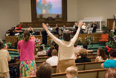 Easter Service 26