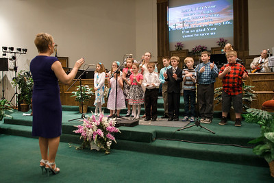Easter Service 09