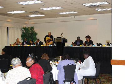 Ks General Missionary Baptist State Convention Inc. Banquet Oct 8, 2011
