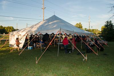 Tent Service 15