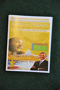 King's Dream For Our World January 21, 2013