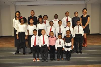 'Renewing A Spirit Of Empowerment' MLK Worship Celebration Jan 16, 2017