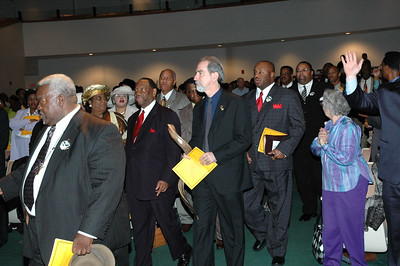 "The Wichita Ministerial League ""Annual Martin Luther King Jr. Celebration"", Wichita, Ks Jan. 16, 2006."