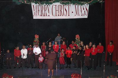 New Jerusalem Christ Mass Celebration Dec 10, 2005