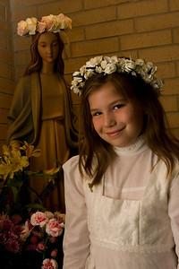 First Communion 2009