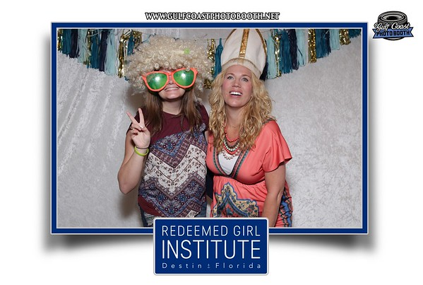 Redeemed Girl Institute Photo Booth 2016