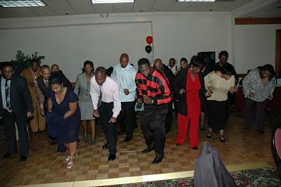 St. Mark United Methodist Couples Retreat Oct 28, 2005.