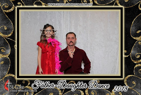 St Luke's Father Daughter Dance 2018