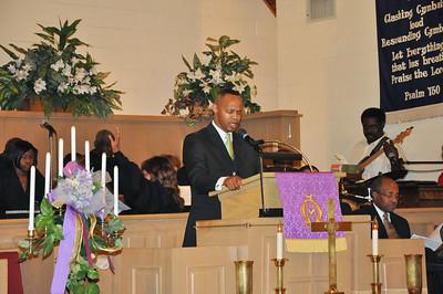 The Prayer by Rev Reuben Eckles