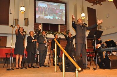 'UNTO US'  The Dennis Family 32nd Christmas Concert, Dec 6, 2015