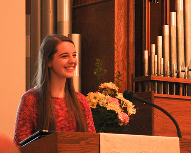 Trinity Lutheran, Family photos, Plus 4 Youth speakers