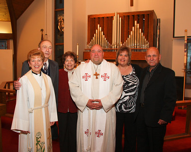 Trinity Lutheran in Vermilion, Ohio Welcomes Pastor Rich Leseganich as their new Pastor.