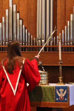 Vermilion; Trinity Lutheran Church has its annual Youth Sunday, January 30, 2011