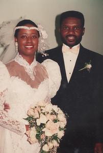 Joseph (Dee) Wedding Long Beach, Calif June 1993