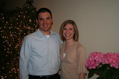 John & Laura Edds Sweetheart Banquet - February 2007