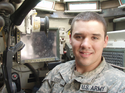 Photo take July 4, 2007 in John's tank.