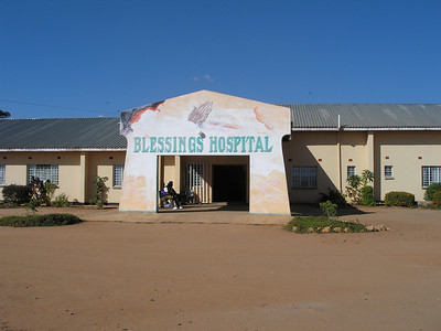 Blessings Hospital is on the campus with The Malawi Project. It is one of the better equipped hospitals in all of Malawi. A new surgical wing has recently been completed and expected to open in 2007. www.malawiproject.org