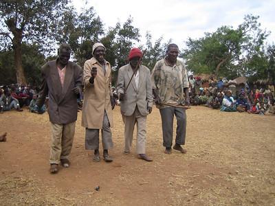 Village chiefs