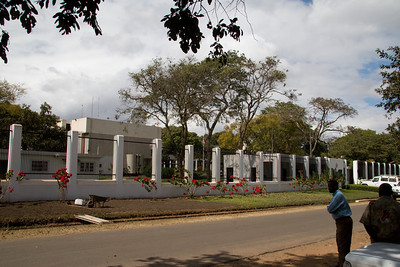 U.S. Embassy in the city of Lilongwe.