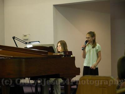 Memorial Day Baptism