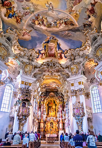 Richards_Wies Church in Wies Bavaria Germany