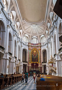 Church Interiors & Exteriors