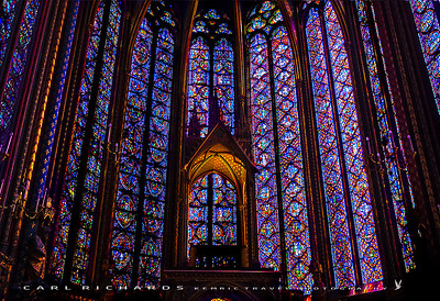 Richards_St. Chapelle Church in Paris