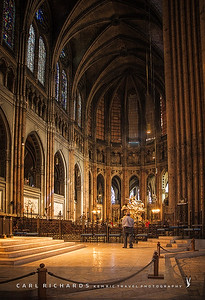 Richards_Chartres Cathedral in Chartres France