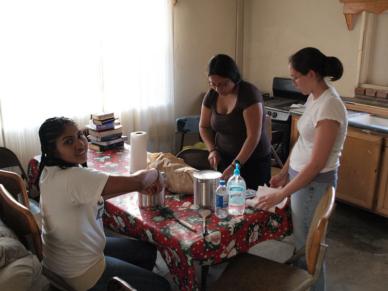 Mexico Outreach 2008
