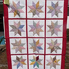 """2010 Quilting Fundraiser: Quilt P1040169. 49"""" x 63"""" (adult lap quilt) $200"""