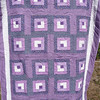 """2010 Quilting Fundraiser: Quilt P1040164. 61"""" x 83"""" (double) $250"""