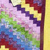 """2010 Quilting Fundraiser: Quilt P1040174. 46"""" x 62"""" (adult lap quilt) $140 DETAIL"""