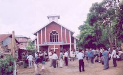 Church Planting - Manipur area, India