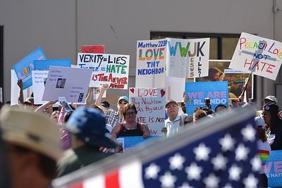 Church Protest - Orlando