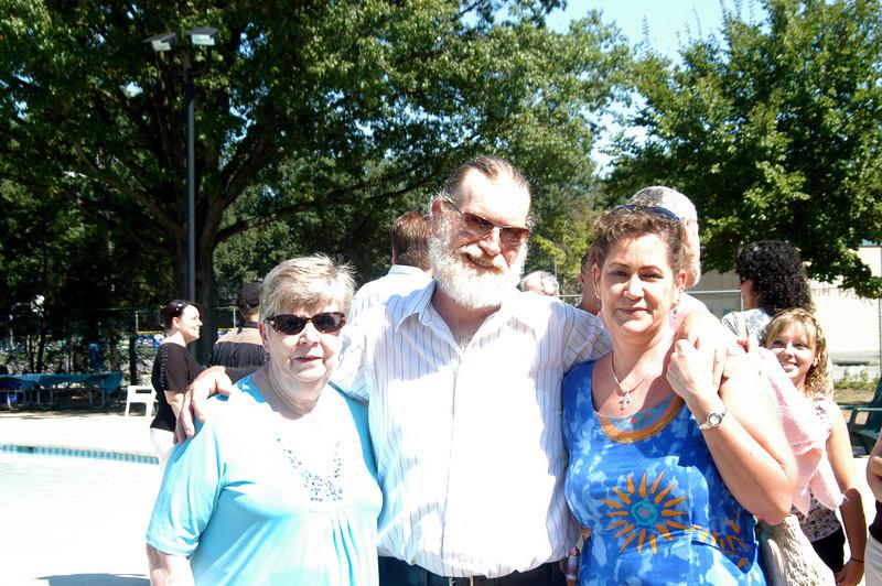 Mom, Steve & Debbie