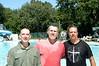 Jeff, Pastor Rich, John