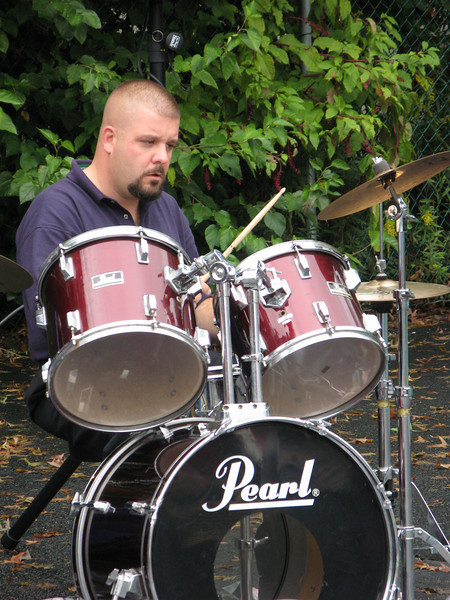 Jay, drums