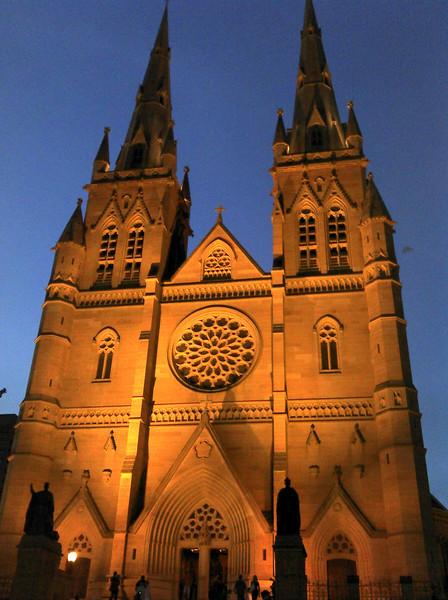 JP2 Beatification at St Mary's Sydney.