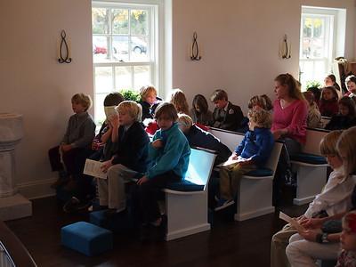 First Eucharist Children's Chapel