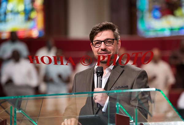 April 24th Church Service